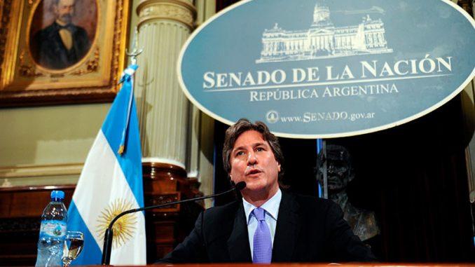 exvicepresidente de Argentina