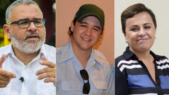 Mauricio Funes,El Salvador,Nicaragua,