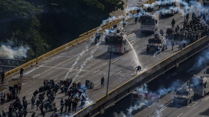 Human Rights Watch,Venezuela,