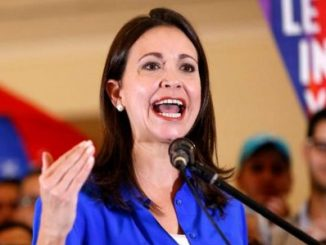 María Corina Machado,Antonio Ledezma,