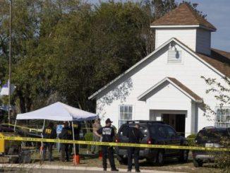muertos,tiroteo,Texas,Iglesia Bautista,