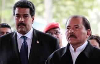Ortega y Maduro Si