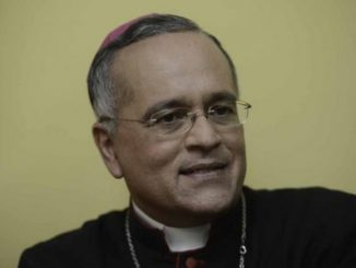 Obispo Silvio Báez,Daniel Ortega,