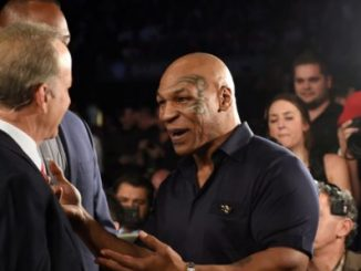 Mike Tyson,Chile,EEUU,
