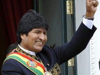 Bolivia,Evo Morales,