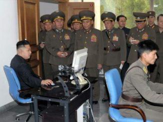 hackers,Corea del Norte,