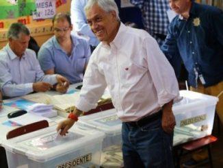 Sebastián Piñera,Chile,