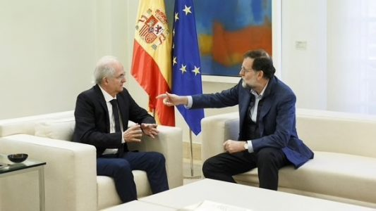Asilo político,Antonio Ledezma,España,
