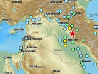 Terremoto,Irak,Irán,