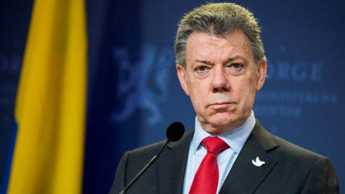 Juan Manuel Santos,pesadilla