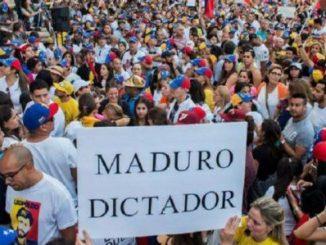 Régimen de Maduro,Venezuela,