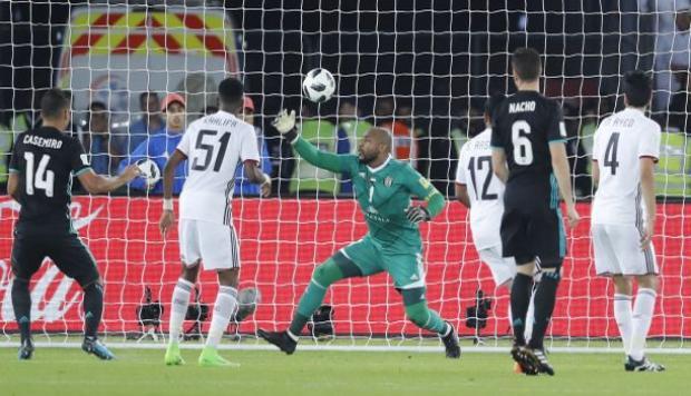 Real Madrid vs Al Jazira