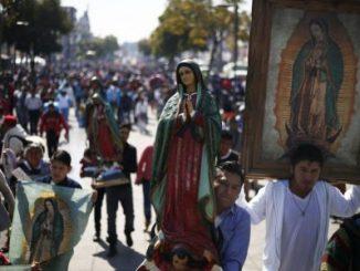 Virgen de Guadalupe,México,