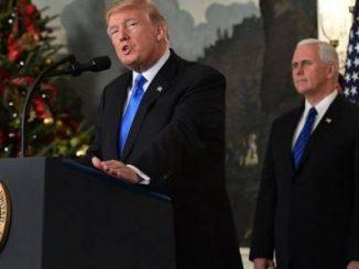 Jerusalén,Dondal Trump,