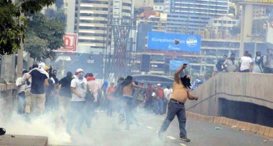 Violencia-Honduras