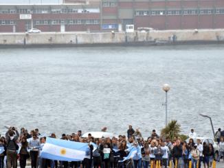 submarino argentino ARA San Juan
