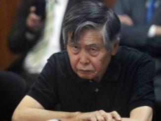 Alberto Fujimori,perdón,