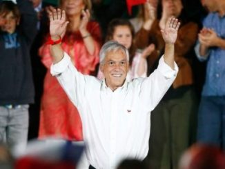 Sebastián Piñera,segunda vuelta,triunfo electoral,