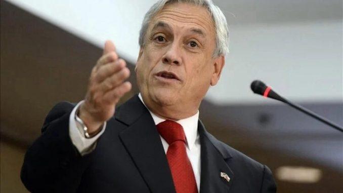 Sebastián Piñera,Chile,Venezuela,