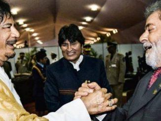 Lula da Silva,Khadafi,