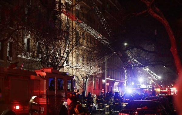 Incendio,Bronx