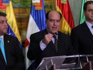 Oposición,Venezuela,República Dominicana,