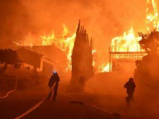 incendios forestales,sur de California,