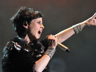 la cantante de The Cranberries