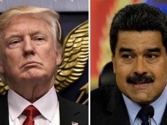funcionarios venezolanos