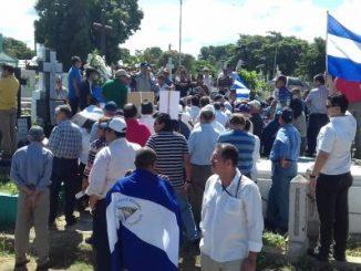 """Frases como """"Nicaragua volverá a ser República, cada quien es dueño de su propio miedo, yo soy inocente aquí y ante Dios"""""""