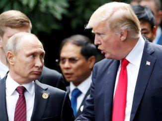 Rusia y EE.UU.