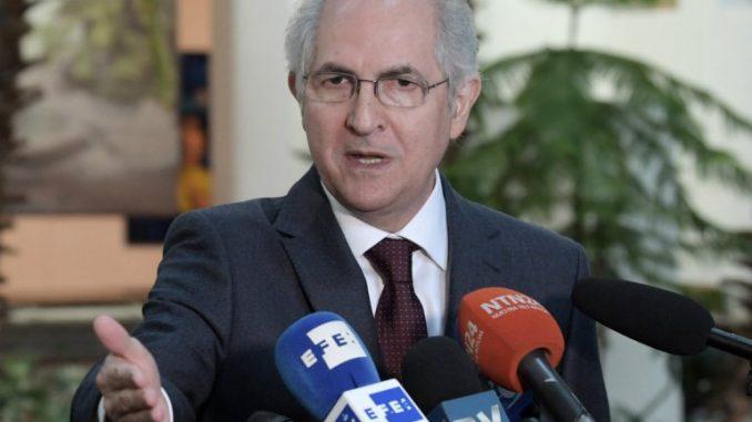 Antonio Ledezma,