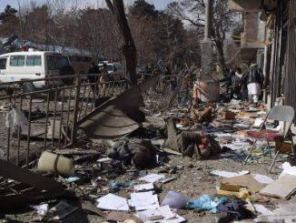 atentado,Kabul,