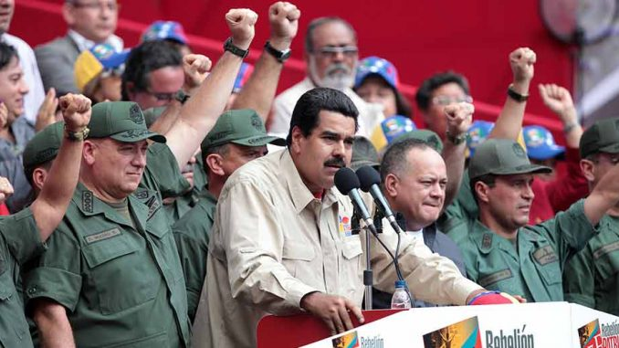 Venezuela sanciones UE