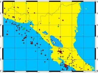 sismo,San Juan del Sur,