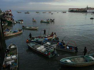 Panamá: Zarpe