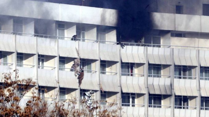 Kabul,ataque,hotel,