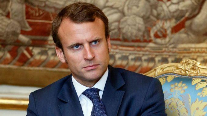 Emmanuel Macron,Venezuela