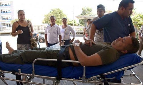 Colombia,atentados,policías,