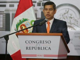 Luis Galarreta,Congreso,Perú