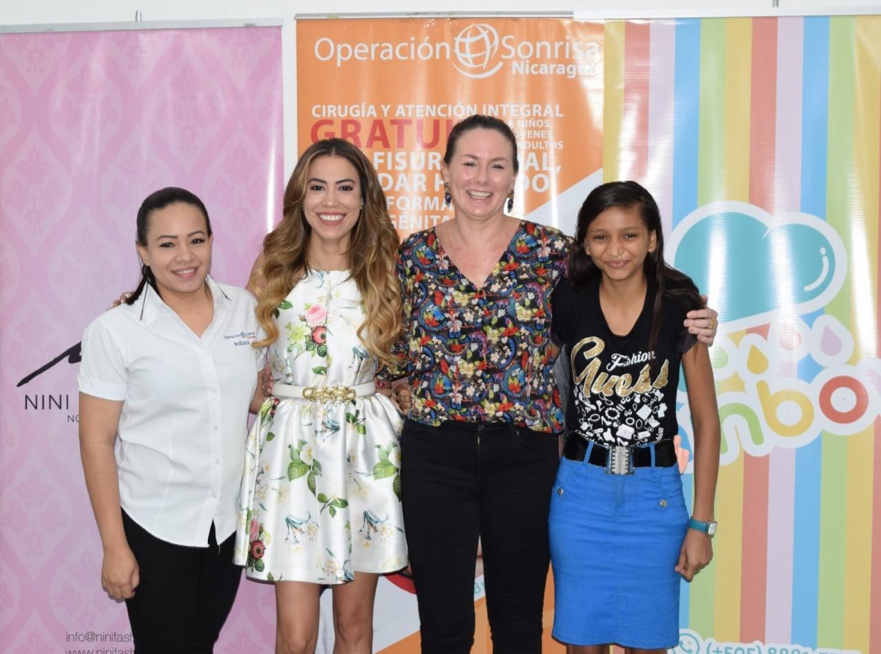 Operación Sonrisa Nicaragua