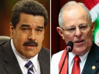Perú,Nicolás Maduro,