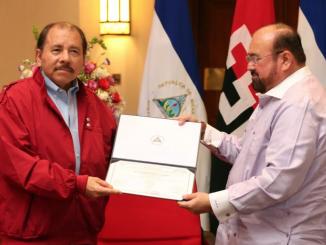 Foto: Consejo de Comunicación y Ciudadanía del gobierno