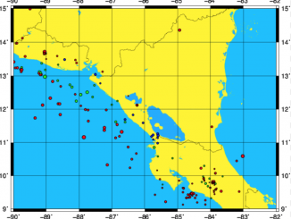 Sismo en Managua