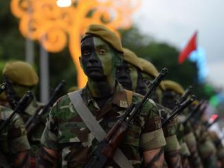 Ejército de Nicargua. Foto: La Prensa / Radio Corporación