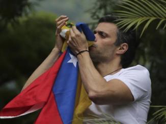 Leopoldo López, privado de libertad