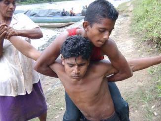 Grisi Siknis en Nicaragua