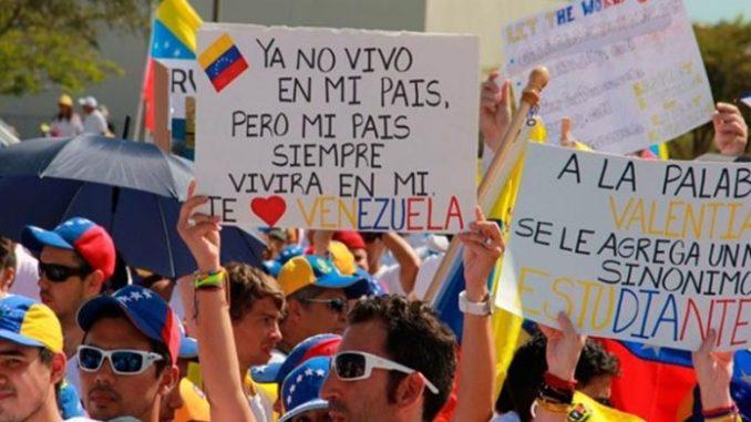 El grupo de Ciudadanos Independientes Venezolano-estadounidenses