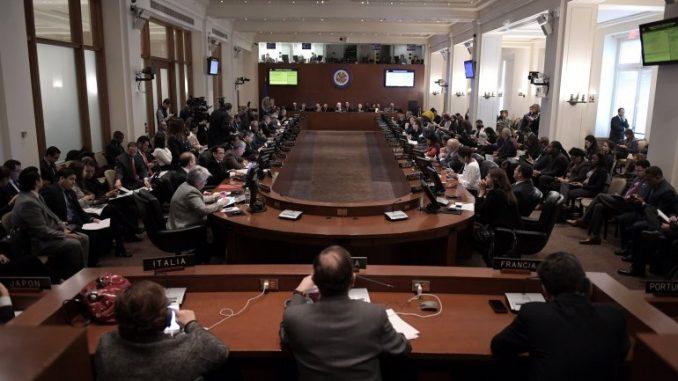 Elecciones,Venezuela,OEA,
