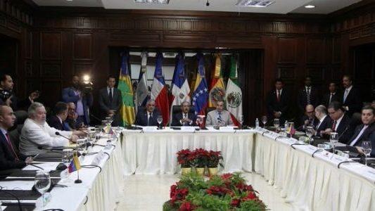 Chile,suspensión,diálogo,a venezuela,